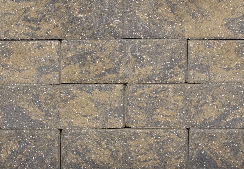 Cut Fieldstone Wall : Diamond pro stone cut newline hardscapes