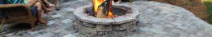 Rosetta Belvedere Fire Pit