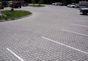 Enviro-Flo Pavers in Granite