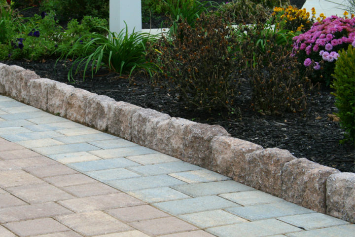 Napa Curbstone in Coastal Tan