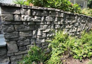 Rosetta Belvedere Wall in Canyon