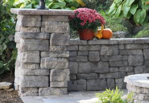 Rosetta Belvedere Wall in Saddle