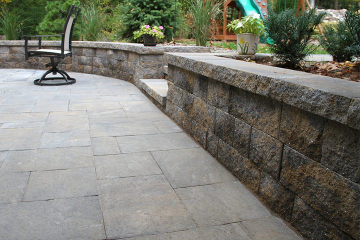 Sonoma Wall in Fieldstone