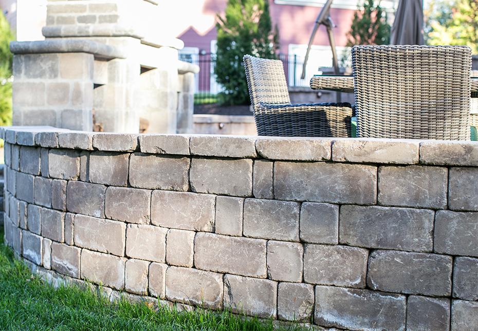 Stonegate Wall in Coastal Tan