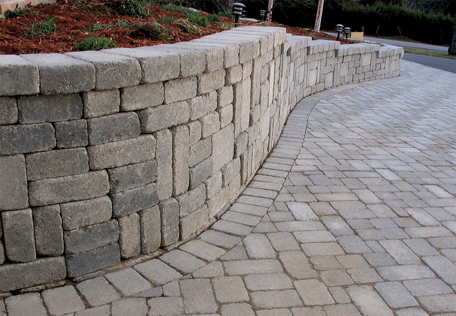 Yorkshire Wall in Granite