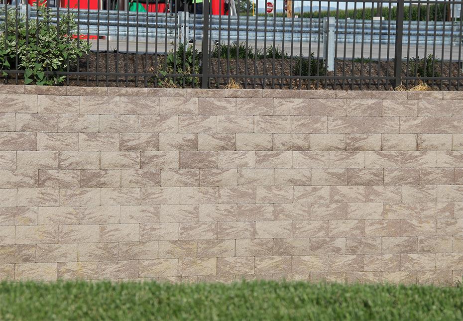 Compac Wall in Coastal Tan