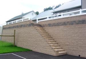Regal Stone Pro in Coastal Tan with Fieldstone Detail