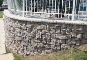 Belvedere Wall in Saddle