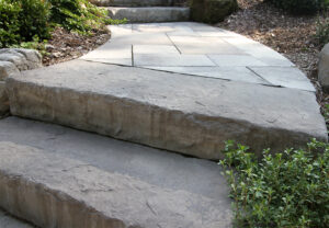 Dimensional Steps in Canyon