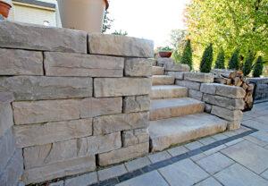 Kodah Wall & Dimensional Steps in Saddle